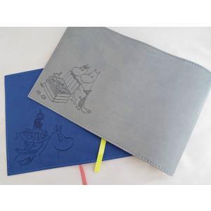 HIGHTIDE/ハイタイド MOOMIN ムーミン ブックカバー [MM068] NEWデザイン|desklabo|07
