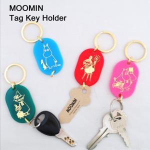 MOOMIN ムーミン タグキーホルダー HIGHTIDE/ハイタイド MM065|desklabo
