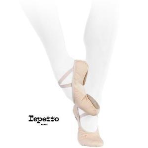 バレエ 大人用 バレエシューズ repettoレペット・スプリットソールバレエシューズ [T230] バレエ用品|dessus-y