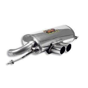 エヴォーラ用リアマフラー 90mm Sport スーパースプリント社製|destino-rc