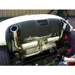 FIAT アバルト 500 / 500C用スーパースプリントリアマフラー・テールエンドセット destino-rc 03