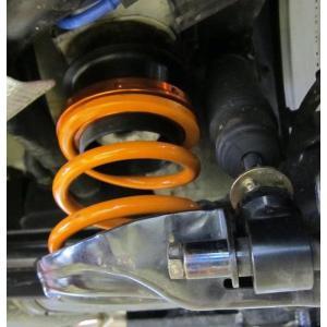FIAT 500(アバルト、他)用 アラゴスタ車高調整ブラケット&スプリングキット|destino-rc|03