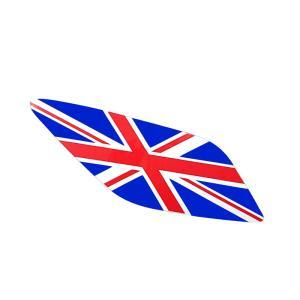 エキシージSウイング用サイドデカール [Union Jack ver] 左右セット|destino-rc