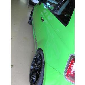 FIAT アバルト 500用(欧州車用)ADVAN RACING RSII SEMI GLOSS BLACK|destino-rc|06