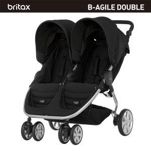 ブリタックス レーマー ビーアジャイルダブル  コスモブラック  b-agile double 新生児から4歳頃 *送料無料*プレゼント付*(BRITAX ROMER公式販売店)|detour