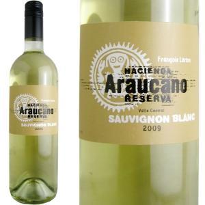 アラウカーノ ソーヴィニョンブラン [2015]【取り寄せ:11月上旬入荷予定】|deuxhwine