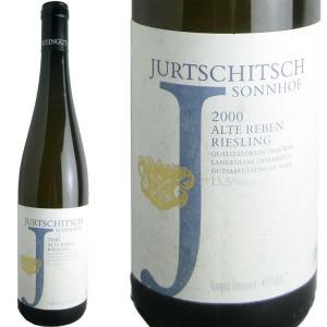 ユルチッチ・ソンホフ リースリング アルテ・レーベン [2000]|deuxhwine