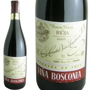 ボスコニア・ティント・レセルヴァ [2005] ロペス・デ・エレディア・ヴィニャ・トンドニア|deuxhwine