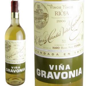 グラヴォニア・ブランコ・クリアンサ [2006] ロペス・デ・エレディア・ヴィニャ・トンドニア|deuxhwine