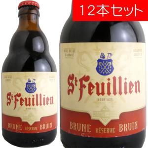 サン・フーヤン・ブリューン 330ml(ベルギービール 12本セット)【納期:3日〜約2週間後に発送】 deuxhwine