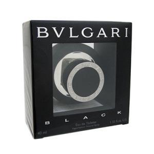 BVLGARI ブルガリ ブラック オードトワレ 40ml メンズフレグランス 香水 deva-online