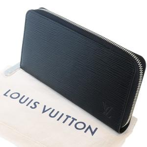 LOUIS VUITTON ルイヴィトン M61857 ジッピー・ウォレット エピ ノワール|deva-online