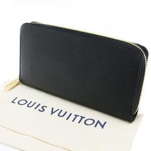 LOUIS VUITTON ルイヴィトン M68755 ジッピー・ウォレット エピ ノワール 長財布 ゴールド色金具|deva-online