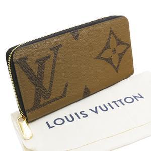 LOUIS VUITTON ルイヴィトン M69353 ジッピー・ウォレット モノグラム ジャイアント リバース ラウンドファスナー 財布|deva-online