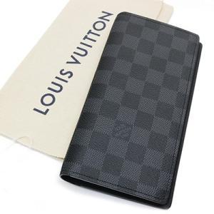 LOUIS VUITTON ルイヴィトン N62665 ポルトフォイユ・ブラザ ダミエ・グラフィット 長財布|deva-online
