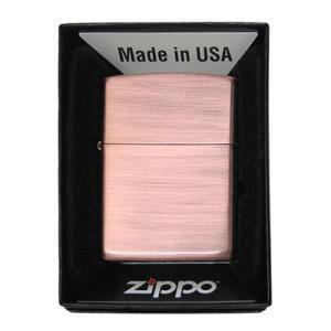Zippo ジッポ ライター 162-3 COPPER 銅メッキ あかがね アーマーケース|deva-online