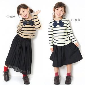女の子 長袖Tシャツ 韓国子供服 ロンT 全1...の詳細画像5
