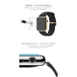apple watch アップルウォッチ ガラ...の詳細画像2