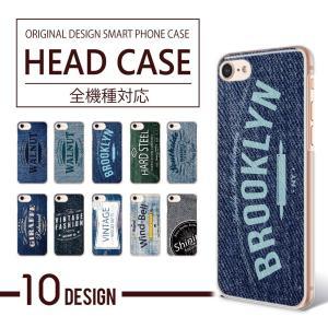商品名 : ロゴjeans ハード スマホケース  対応機種 :Galaxy S8+ SC-03J ...