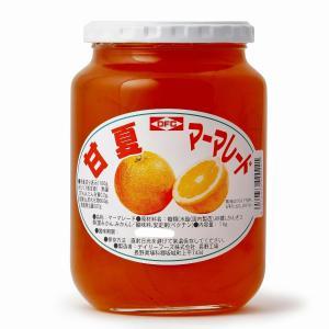 甘夏マーマレード1kg お徳用|dfc-net