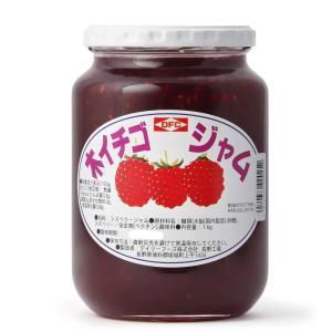 木イチゴジャム1kg お徳用|dfc-net