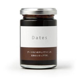 Dates デーツ なつめやし 天然シロップ 食物繊維 ミネラル ビタミン マグネシウム|dfc-net