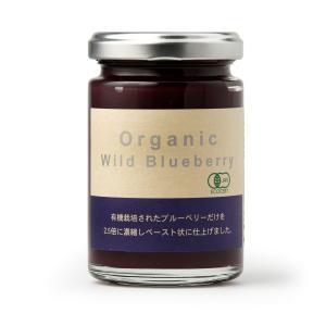 オーガニック ワイルドブルーベリー 有機 砂糖不使用 無添加|dfc-net
