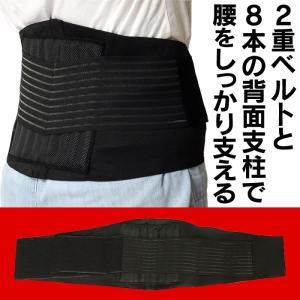 腰痛ベルト/コルセット/腰サポーター/腰の痛み/...の商品画像