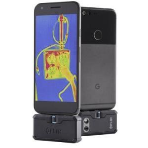 FLIR ONE Pro赤外線サーマルイメージングカメラ for Androidデバイス(USB  Type C接続) dgmode