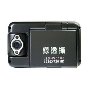 LtS   w5100モニター搭載ドライブレコーダー   (SanDisk 8GB Micro SDHCカード付属) dgmode