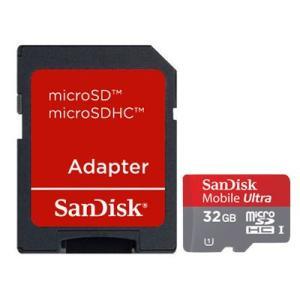 サンディスク(Sandisk) Mobile  Ultra Micro SDHCメモリーカード 32GB class10 dgmode