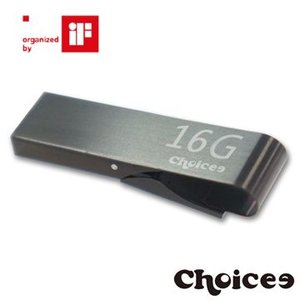 Choicee  USB2.0フラッシュメモリ Clip  16GB|dgmode