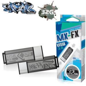 Mach Xtreme Technology MX-FX USB3.0 フラッシュメモリ 32GB|dgmode