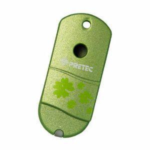 PRETEC  USB3.0  iDisk Wave 四つ葉のクローバー USBフラッシュメモリー  32GB|dgmode