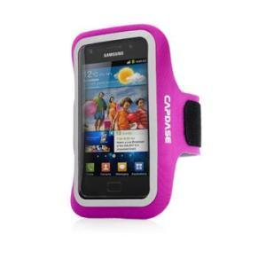 CAPDASE  iPhone5などスマートフォン用 Sport アームバンド式ケース Zonic 126A(ピンク) dgmode