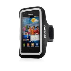CAPDASE  iPhone5などスマートフォン用 Sport アームバンド式ケース Zonic 126A(ブラック) dgmode