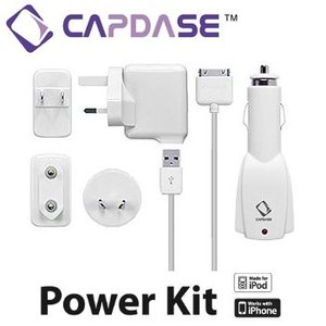 CAPDASE iPhone/iPod/iPod touch対応Power Kitセット dgmode