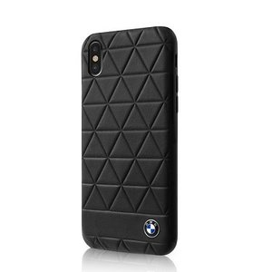 CG Mobile  BMW collection  iPhone X  専用ハードケース (ブラック/浮き彫りタイプ)|dgmode