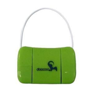 Doocoo ドックコネクター、USBコネクターとmicro USB コネクターケーブルセット (グリーン) dgmode
