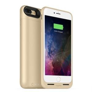 mophie(モーフィー)juice pack Air iPhone 7Plus用 ワイヤレス充電付きバッテリーケース (ゴールド ) dgmode