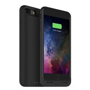 mophie(モーフィー)juice pack Air iPhone 7Plus用 ワイヤレス充電付きバッテリーケース (ブラック)|dgmode