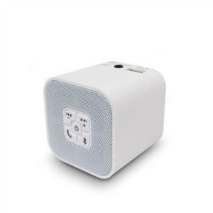 Peripower Micro box 充電バッテリー 機能付きBluetooth対応   ポータブル   スピーカー (ホワイト)|dgmode
