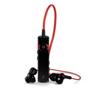 Antec iSO BXH-200NC  アクティブノイズキャンセリングBluetoothステレオヘッドセット (ブラック)|dgmode