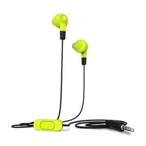 Motorola Earbuds インイヤー ヘッドセット・イヤホンマイク (Lime) dgmode