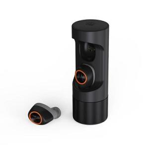 MOTOROLA(モトローラ)Verve Ones+ Music Edition(バーブワンプラスme) 防水耳栓式Bluetooth ヘッドセット  (ブラック)「特価セール」|dgmode