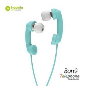 Hoomia  Bon9  Telephone 受話器型ヘッドセット (グリーン )|dgmode