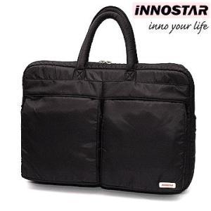 iNNOSTAR スタイリシュなノートパソコンキャリングバッグ (15インチまで収納) dgmode
