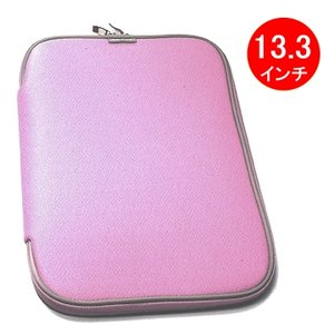 iNNOSTAR 13.3インチ ノートパソコン用 インナーバッグ (ピンク) dgmode