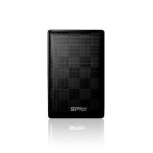 SiliconPower(シリコンパワー)D03  2.5インチ外付けUSB3.0 ポータブルハードディスク  500GB  (ブラック)|dgmode