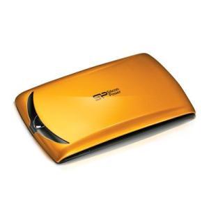SiliconPower Stream S10  2.5インチ外付けUSB3.0 ハードディスク  1TB  (オレンジ)|dgmode